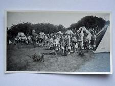 SCOUT vecchia foto bambini scoutismo 2 Colonie AOI