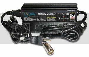 24V 5A Shoprider Streamer 888WB 888WNLB 888WSB WheelChair Battery Charger