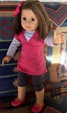 American Girl Doll Truly Me #29 Brown Bobbed Hair and Brown Eyes- Sweet!