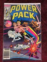 POWER PACK #1 (Marvel Comics 1984) 1st Appearance App NEWSSTAND Variant!