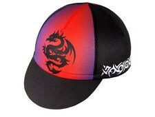 Flying Dragon Men Breathable Sweat Proof Bicycle Hat Bike Polyester Cycling Cap