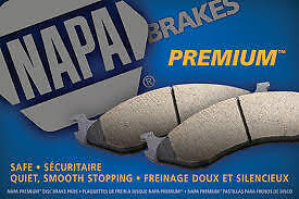 Disc Brake Pad Set-GT Front NAPA/RAYLOC SAFETY STOP-RSS SS7357X
