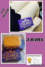 3 X ALADA Whitening Soap. LOT OF 3❤AUTHENTIC ❤USA SELLER