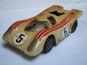 """CARRERA 132 UNIVERSAL 40463 Porsche 917 """"Nummer 5"""" (Farbe: weiss / rot)"""