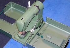 vintage ELNA  supermatic TAVARO MACHINE à COUDRE suisse SEWING nähmaschine SWISS