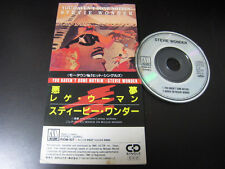 Stevie Wonder You Haven't Done Nothin' Japan 3 inch Mini CD Single in 1989 3""