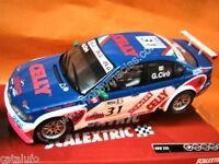 SCX  Ref. 63830  BMW 320I WTCC  Scalextric Tecnitoys  1/32  New
