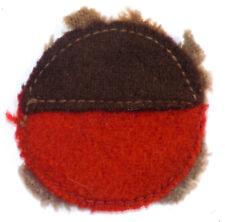 WW2 Original Colour Patch 2/33rd or 72nd Australian Infantry Battalion