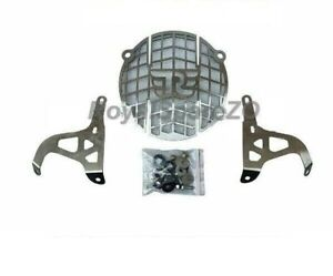 Royal Enfield Headlight Grill SS For Himalayan 411 CC - Express Shipping