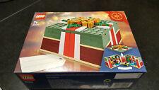 LEGO 40292 Cadeau de Noël neuf scellée