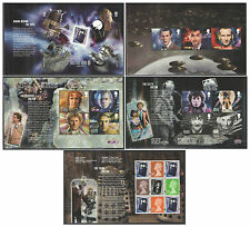 Individual Panes from DY6 / DB5(58) 2013 Doctor Who Prestige Booklet