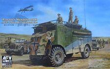 AFV CLUB 35235 Rommel´s Mammoth DAK AEC Armored Command Car in 1:35