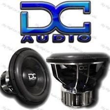 "DC AUDIO Neo Elite 18 "" 1 ohm Dual Voice Coil Subwoofer 4500/9000 Watt NEW"