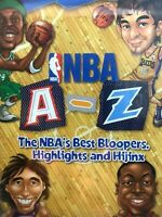 NBA  A-Z The NBAs Best Bloopers Highlights and Hijinx DVD 2010 New Sealed