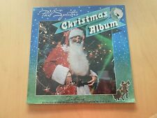 SEALED PHIL SPECTORS CHRISTMAS ALBUM CRYSTALS RONETTES APPLE RECORDS SW 3400