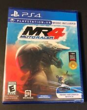 Moto Racer 4 [ MR 4 / MotoRacer 4 W/ PS VR Support ] (PS4) NEW