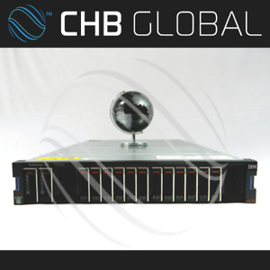 IBM 9843-AE2 FlashSystem 900 68.4TB with 12 x AF25 5.7TB Flash Modules 00DJ365