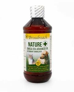 Broadreach Advance Omega EFA Advanced Oil for Dogs, Cats, Puppies, Kittens 236ml