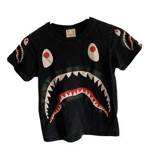 A Bathing Ape Bape Kids Baby Milo T-Shirt Size Small