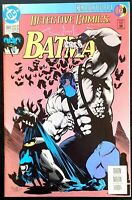 DETECTIVE COMICS #664 NM KNIGHTFALL Part 12 BANE JOKER SCARECROW SCARFACE 1993