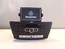 Mercedes Comand W166 NTG 4.7 navigation system ML W166 GL X166