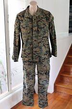 Marine Corps Combat Utility Uniform..Woodland MARPAT