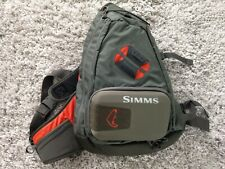 Simms Headwaters Fishing Sling Pack *LIGHTLY USED*EXTRA CLEAN*