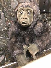 FAO Schwarz Fifth Avenue Plush Gorilla