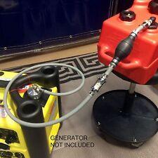 Champion 2500 Inverter Generator 3 Gallon Extend Run Fuel System See Model