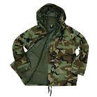 US Army woodland parka giacca invernale Antipioggia LINER Marines Usmc WWII