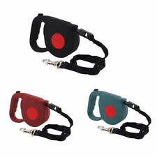 Retractable Pet Dog Leash Lead Tape Rope Extendable Lockable Walking Leash 4.7M