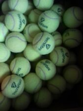 Lot De  50 balles De Tennis Occasion