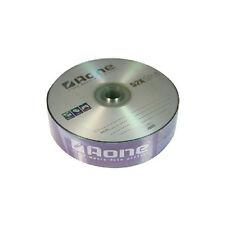 100 x Aone LOGO Blank CDR Discs CD-R Non Printable 52x 700MB 80 Minutes