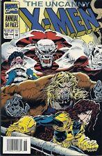 Uncanny X-Men Vol. 1 (1963-2011) Ann. #18