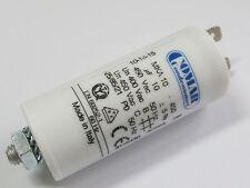 MKP Betriebskondensator 10µF / 450VAC - Motorkondensator - COMAR 30x70mm 10,0µF