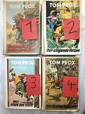 Tom Prox  Leih-Buch auswählen sh.Foto - akzeptabler  Zustand