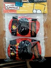 Knee and Elbow Pads for 4 year old upwards -  The Simpsons Cycle Accessories