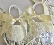 Calzado blancos de bebé para bebés
