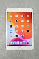 Apple iPad Mini 4th Gen Generation Gold A1538 7.9'' WiFi 128GB Storage Tablet