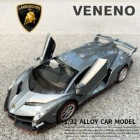 1:32 Lamborghinis Veneno Alloy Car Model Diecast Toy Toys For Children Gifts