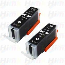 2PK PGI-270 XL Black Ink Cartridges for Canon PIXMA MG5720 MG5722 MG6821