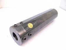 "USED CNC BORING BAR SLEEVE TOOL HOLDER (OD 3.00"")(ID 1.25"") 88-43-1.250"