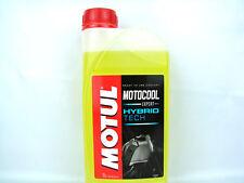 1Liter Motul Motocool Expert gelb Motorrad Kühlerschutz gelbe Kühlflüssigkeit