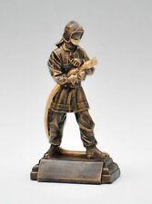 Figur Feuerwehrmann 24 cm mit Wunschgravur  Auszeichnung  !!!