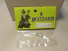 NEW WIZZARD E61 P2/P3 SILVER PLATED SHOES NEW IN PACKAGED