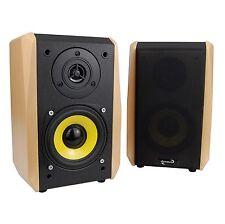 Dynavox Regal-Lautsprecher TG-1000B, Buche, Paar, Kleine Boxen HiFi Satelliten