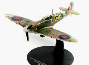 ATLAS 1/72 WWII FIGHTERS RAF SUPERMARINE SPITFIRE MK.VA MK5 DOUGLAS BADER 1941