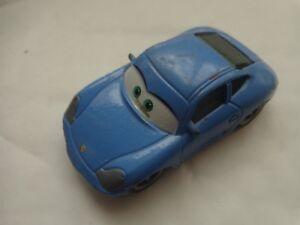 OFFICIAL 1/55 DISNEY PIXAR CARS - SALLY DIECAST TOY CAR
