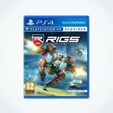 RIGS : Mechanized Combat League sur PS4 VR / Neuf / Sous Blister / Version FR