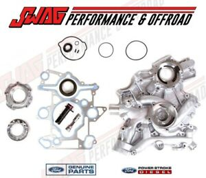 05-07 Ford 6.0 6.0L Powerstroke Diesel Front Engine Cover OEM 5C3Z6608 IN STOCK